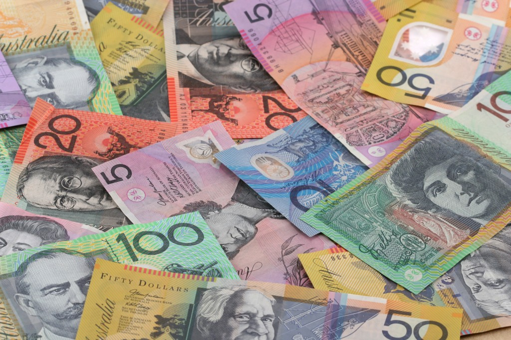 Australian Money Notes