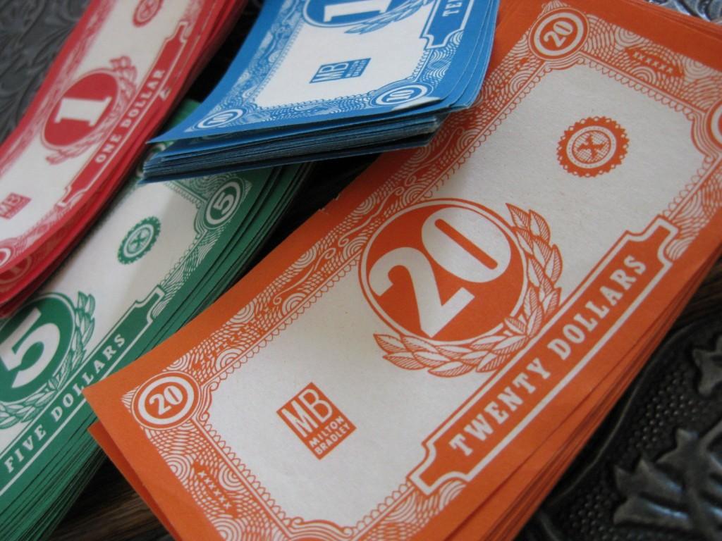 Kids Money Bills