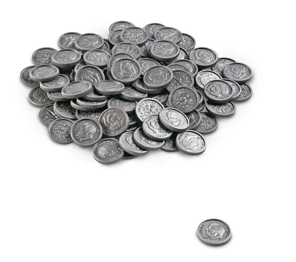 Kids Money Coins