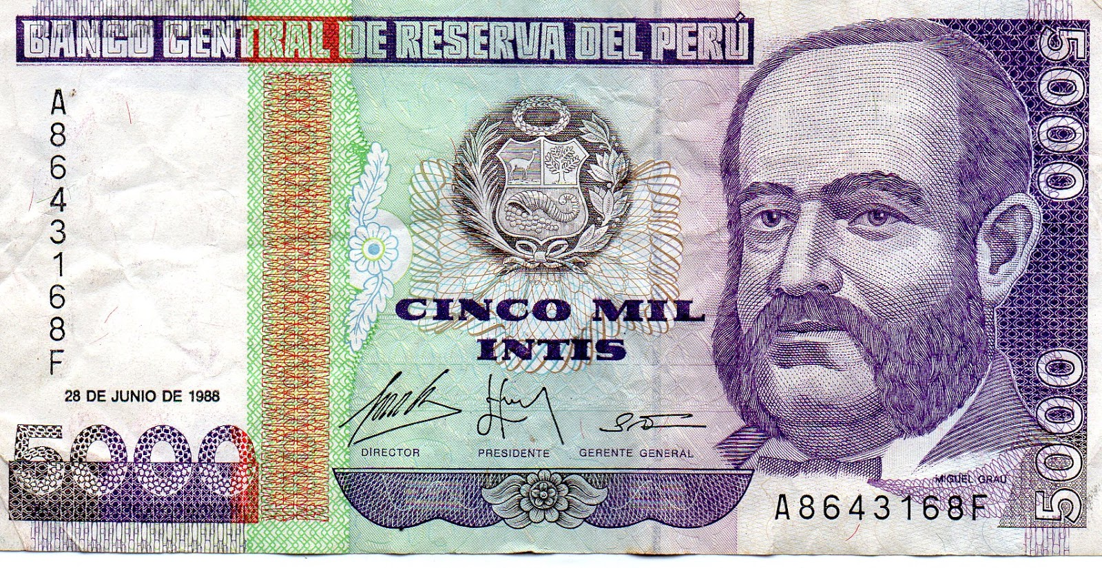 Pictures of Money: Awesome Pics of Money | Peru Money