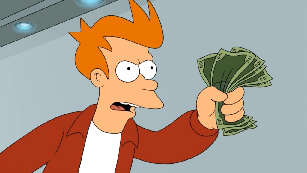 Futurama Money Meme