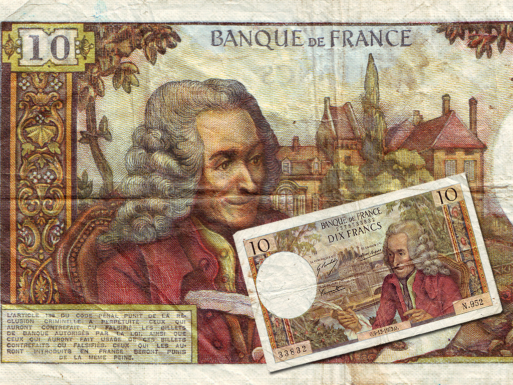 Old French Money