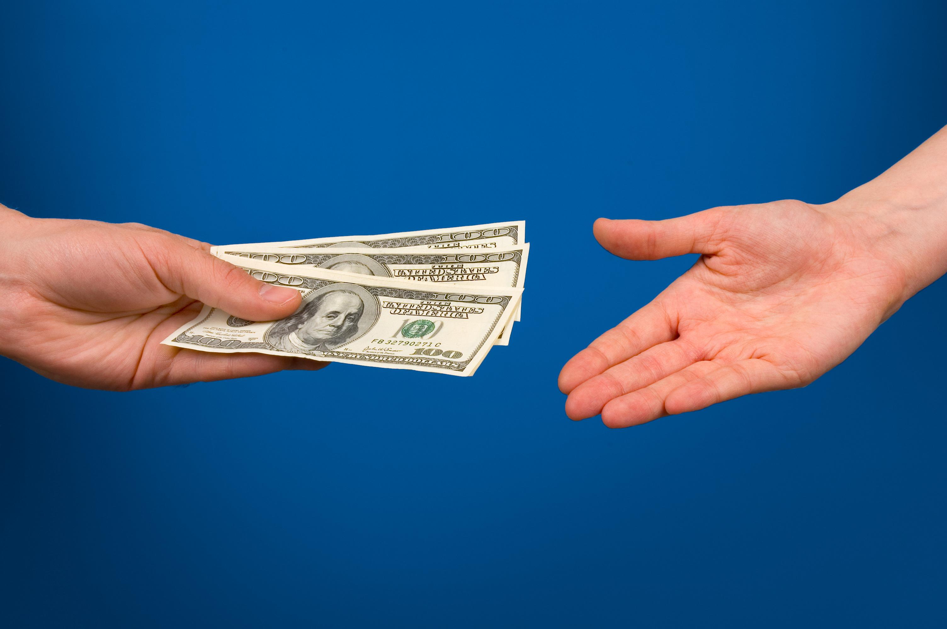 Ask For An Allowance